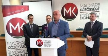 Elindította a nemzeti kisebbségek jelképeinek szabad használatát célzó petícióját az MKP - A cikkhez tartozó kép