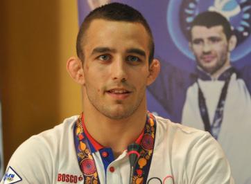 Birkózás : Nemes Viktor bronzérmes az Eb-n - A cikkhez tartozó kép