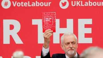 Brexit: Felmérések szerint a Munkáspártnak kormányalakítási esélye lehetne előrehozott választások esetén - A cikkhez tartozó kép