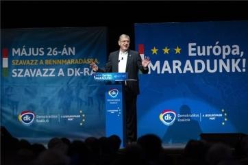 Gyurcsány: A DK egységes, kiszámítható és a legeurópaibb párt - A cikkhez tartozó kép