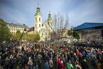 Takács Szabolcs: Zsidó honfitársaink tragédiája az egyik legsúlyosabb teher a magyar történelemben - A cikkhez tartozó kép