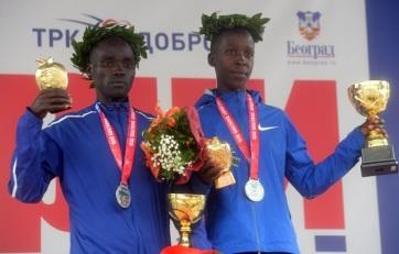 Atlétika: Kenyai győzelem a 32. Belgrádi Maratonon - A cikkhez tartozó kép