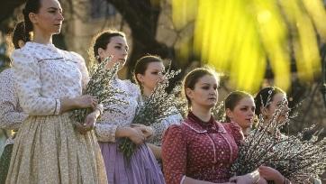 Virágvasárnap - A cikkhez tartozó kép