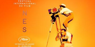 Cannes: A két hete elhunyt Agnes Varda szerepel az idei fesztivál plakátján - A cikkhez tartozó kép
