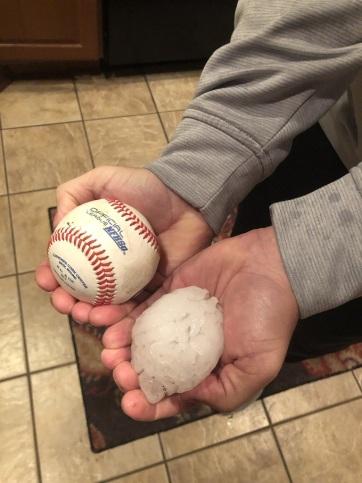 Hóviharok, tornádók tomboltak az amerikai középnyugaton és délen - A cikkhez tartozó kép
