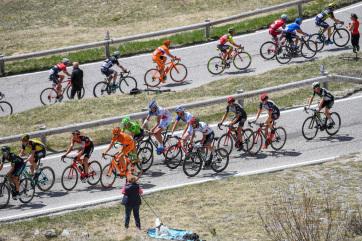 Giro d'Italia: 2020-ban Budapestről indul a verseny - A cikkhez tartozó kép