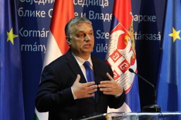 Orbán Viktor Trifunović kijelentéséről: Adnánk mi magyarokat, de nekünk sincs elég otthon - A cikkhez tartozó kép