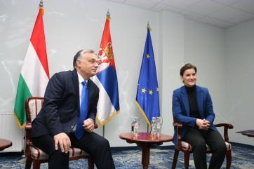 Szerb-magyar csúcs: Kiváló politikai kapcsolatok, erősödő gazdasági együttműködés - A cikkhez tartozó kép