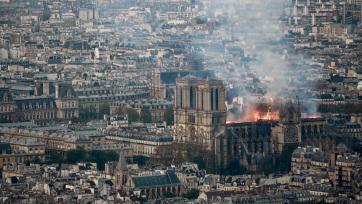 A világ egyik legszebb építményéről, múlt időben - A cikkhez tartozó kép