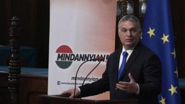 """Orbán Viktor: """"Ha a szerbekkel együttműködve bővíthetjük a vajdasági magyarok lehetőségeit, akkor azok hosszabb távra szólhatnak"""" - A cikkhez tartozó kép"""