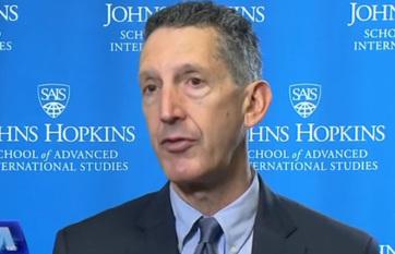 Napi fotó: Edward Joseph, a Johns Hopkins Egyetem...