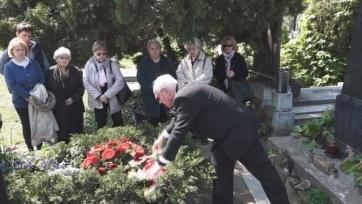 Bori Imre akadémikusra emlékeztek Újvidéken - A cikkhez tartozó kép