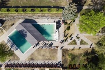Megnyílt a Zalakarosi Fürdő felújított gyógykertje - A cikkhez tartozó kép