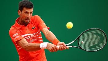 Tenisz: Đoković negyeddöntős Monte-Carlóban - illusztráció
