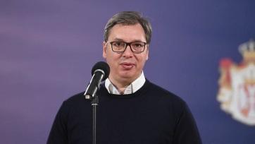 Vučić: Már mindenki lemondott bármiféle megállapodás lehetőségéről - A cikkhez tartozó kép