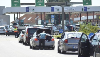 Granični prelaz Horgoš: Treba računati na gužve - illusztráció