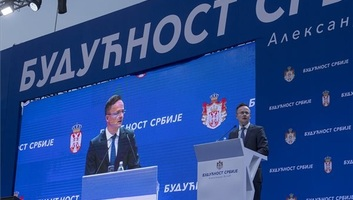 Szijjártó: Szerbia azért erősödött meg, mert vezetői figyeltek a nemzeti érdekekre - illusztráció