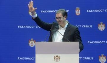 Vučić az SNS mai nagygyűlésére karneváli hangulatot ígér - A cikkhez tartozó kép