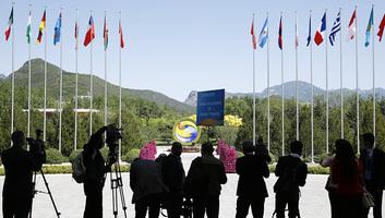 "Kina: 37 lidera na drugom forumu inicijative ""Jedan pojas – jedan put"" - illusztráció"