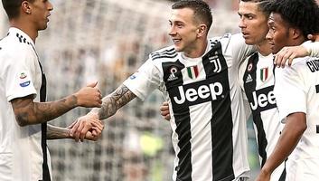 Labdarúgás: Sorozatban nyolcadszor bajnok a Juventus - illusztráció