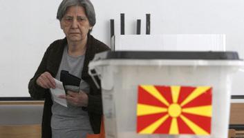 Észak-macedóniai elnökválasztás: Az előzetes eredmények alapján lesz második forduló - illusztráció
