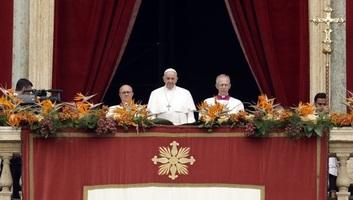 Papa Franjo: Da se zaustave krvavi konflikti - illusztráció