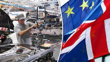Brexit: Alig érkeznek EU-munkavállalók Nagy-Britanniába - illusztráció