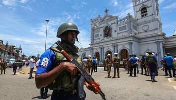 Jelentősen emelkedett a halottak száma Srí Lankán - illusztráció