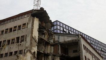 Húsz év telt el az RTS székházának bombázása óta - illusztráció