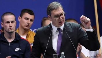 IPSOS: Vučić népszerűsége nőtt, az ellenzéki tömörülésé csökkent - illusztráció