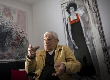 Elhunyt Petar Omčikus festőművész - A cikkhez tartozó kép