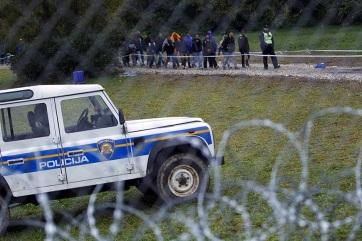 Migránsválság: Szerbia tamponzónává válik - A cikkhez tartozó kép
