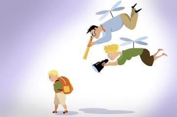 Helikopter, hóeke és bulldózer – a modern nevelés metaforái - A cikkhez tartozó kép