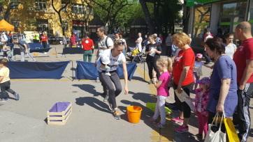 Subotica: Porodični sportski dan - A cikkhez tartozó kép