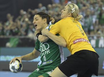 Női kézilabda BL: Megvédte címét a Győr - A cikkhez tartozó kép