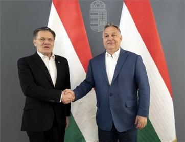 Viktor Orban: Razvoj nuklearne elektrane Pakš je nacionalni interes Mađarske - A cikkhez tartozó kép