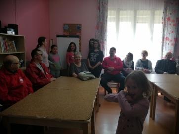 Magyarkanizsa: Két helyszínt látogattak meg a magyarországi Caritas szervezetek igazgatói - A cikkhez tartozó kép