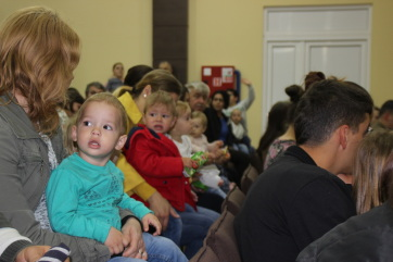 Topolya: Több mint száz család kapott babacsomagot - A cikkhez tartozó kép