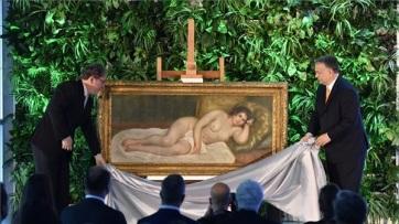 Renoir-festménnyel gazdagodott a Szépművészeti Múzeum - A cikkhez tartozó kép
