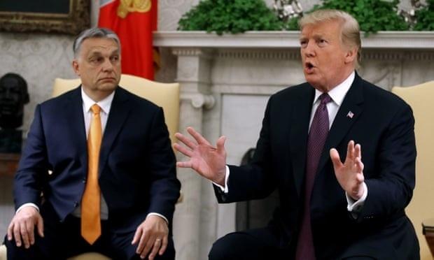 Orbán és Trump