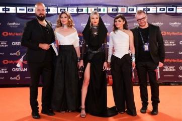 Nevena Božović továbbjutott az Eurovízió döntőjébe, Pápai Jocinak nem sikerült - A cikkhez tartozó kép