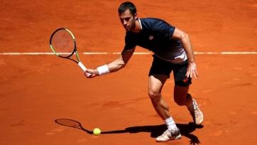 Tenisz: Györe Lászlónak nem sikerült a továbbjutás Rómában - A cikkhez tartozó kép