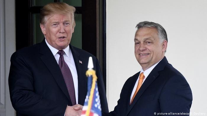 Donald Trump és Orbán Viktor a Fehér Házban. Akarnak valamit