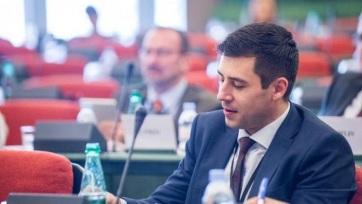 Deli Andor: Megjelenhettünk az európai közéleti, politikai színtéren - A cikkhez tartozó kép