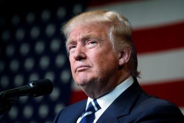 Donald Trump amerikai elnök támogatottsága 51 százalékosra emelkedett egy felmérés szerint - A cikkhez tartozó kép