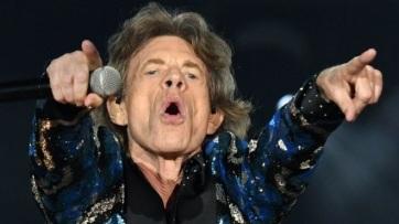 Mick Jagger újra a régi - A cikkhez tartozó kép