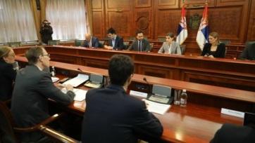 Brnabić az IMF misszióvezetőjével: Marad az idei évre tervezett 3,5 százalékos GDP-növekedés - A cikkhez tartozó kép