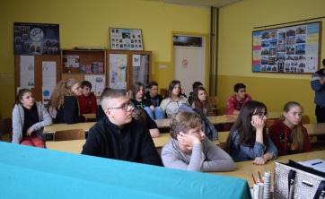 Pacsér: Drogmegelőző előadás az iskolában - A cikkhez tartozó kép