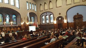 Konferencia Szabadkán: Az információ lehet a gazdasági növekedés legfontosabb forrása - A cikkhez tartozó kép
