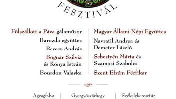 Magyarok Patrónája Fesztivál Székelyföldön - illusztráció
